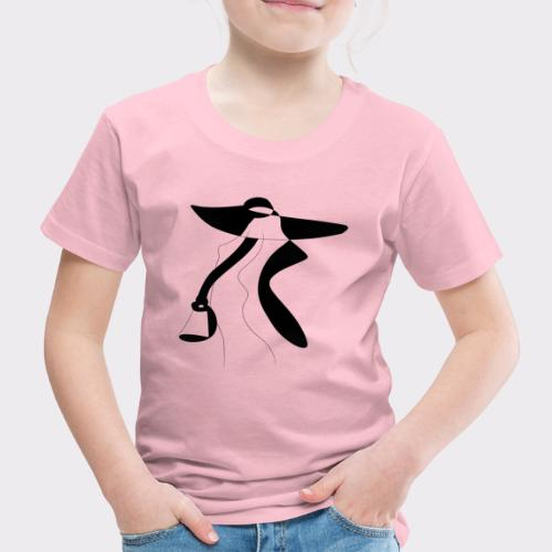 Body Powerful Women Style and Fashion - Kinder Premium T-Shirt