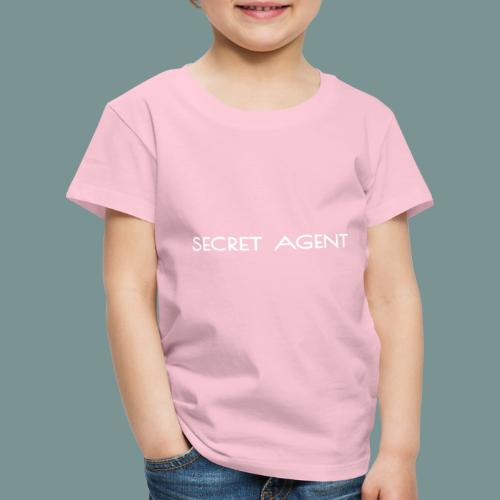 Secret agent - Kinderen Premium T-shirt