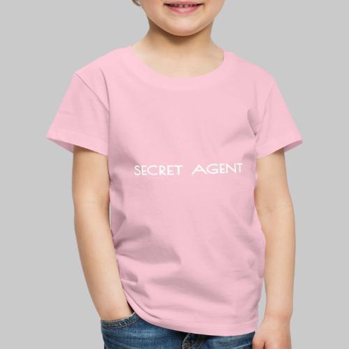 Secret agent - Kids' Premium T-Shirt