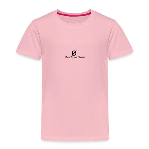 BestBrandSwiss logo - T-shirt Premium Enfant