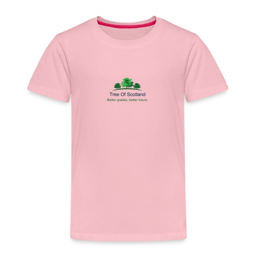 TOS logo shirt - Kids' Premium T-Shirt