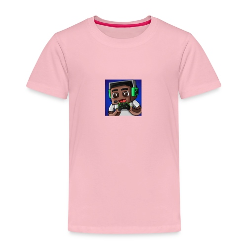 This is the official ItsLarssonOMG merchandise. - Kids' Premium T-Shirt