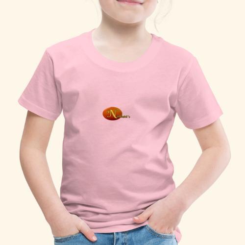 NathanielsLogo - Kinder Premium T-Shirt