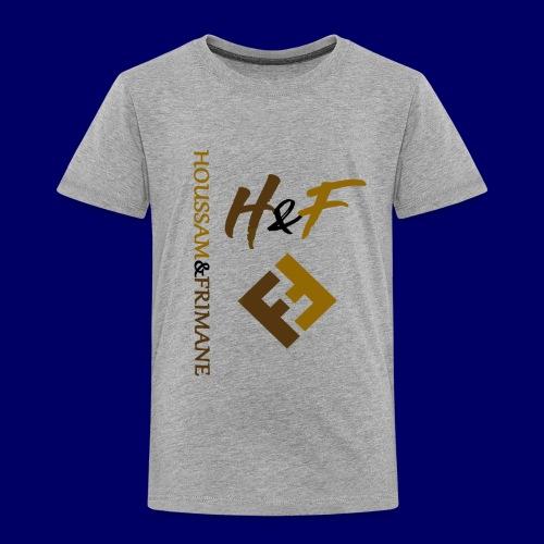 h&F luxury style - Maglietta Premium per bambini