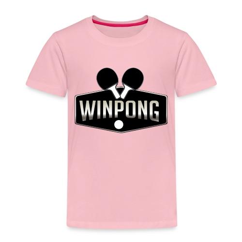 WinPong - T-shirt Premium Enfant