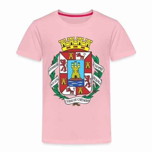 Escudo Cartagena - Camiseta premium niño