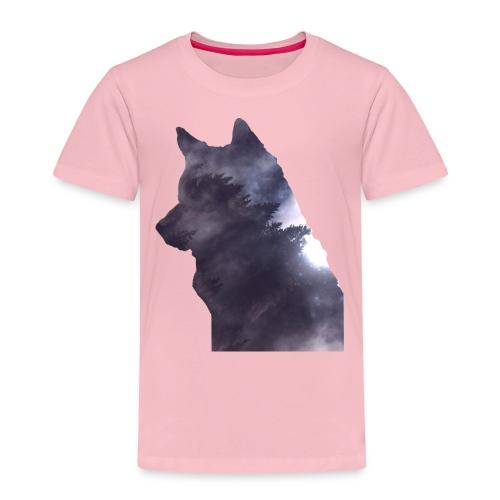 Wolf Forest - Kinder Premium T-Shirt