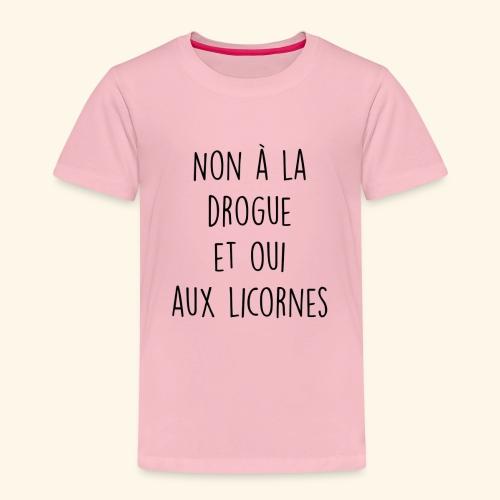 Citation drole - T-shirt Premium Enfant