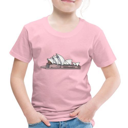 Opernhaus in Sydney, Australien c - Kinder Premium T-Shirt