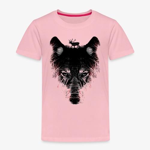 Wolfs - T-shirt Premium Enfant