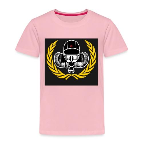 Logo Schwarz png - Kinder Premium T-Shirt
