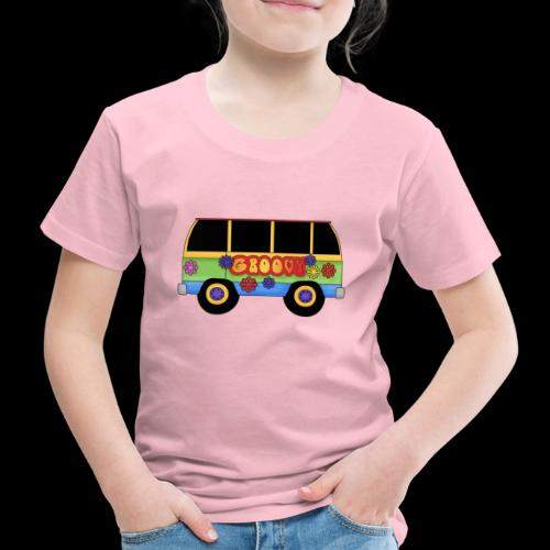 GROOVY BUS - Kids' Premium T-Shirt