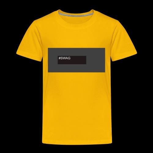 My first shirt - Kids' Premium T-Shirt