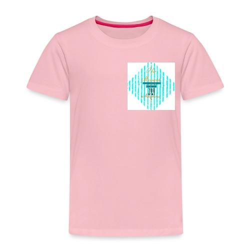 'A Moment' Schriftzug - Kinder Premium T-Shirt
