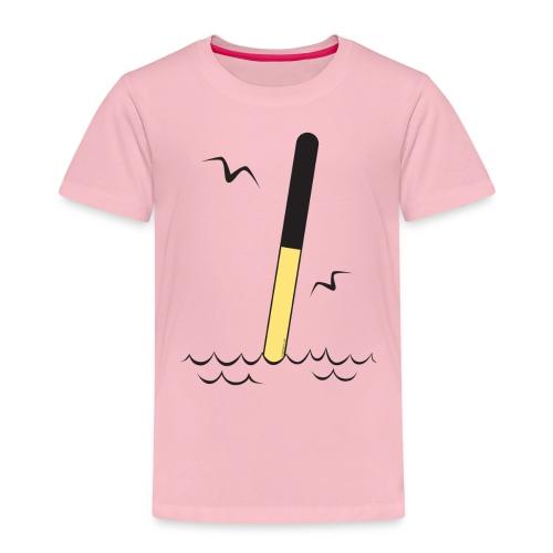 POHJOISVIITTA Merimerkit, tekstiilit ja lahjat - Lasten premium t-paita