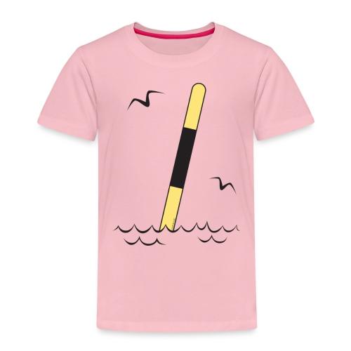 LÄNSIVIITTA Merimerkit, Tekstiilit ja lahjat - Lasten premium t-paita