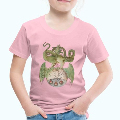Middle Ages Dragon - Kids' Premium T-Shirt