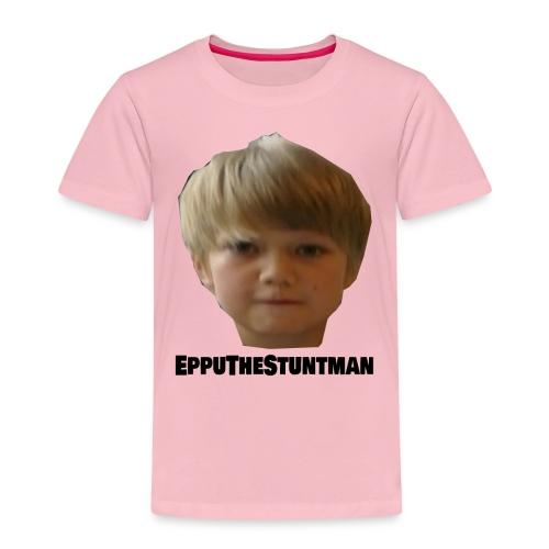 EppuTheStuntman - Lasten premium t-paita
