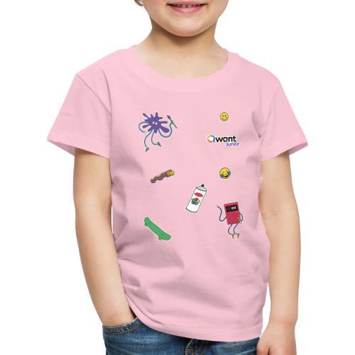 QWANT JUNIOR PABLO - T-shirt Premium Enfant