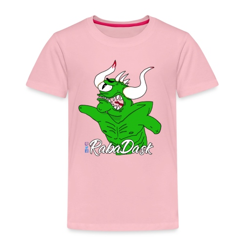 Logo Simple - Kids' Premium T-Shirt