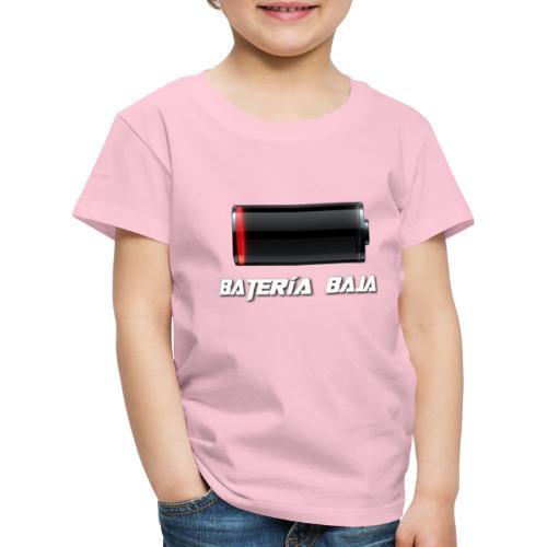 Batería Baja - Camiseta premium niño