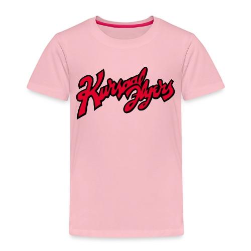 Kursaal Flyers vector - Kids' Premium T-Shirt