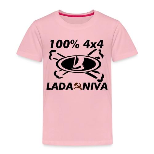 100 pro 4x4 - Kinder Premium T-Shirt