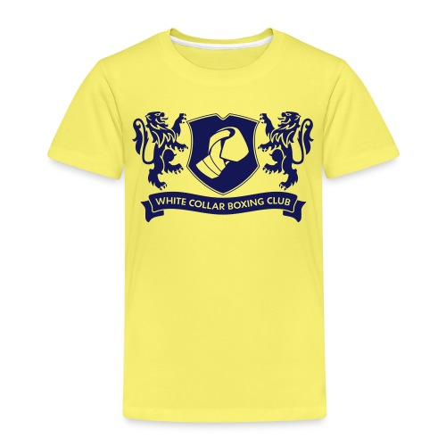 White Collar Boxing Sportsbag - Kinder Premium T-Shirt