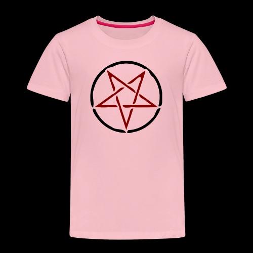 pentagram-158815_1280 - Kinder Premium T-Shirt