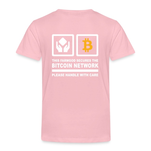 SECURE THE NETWORK - Kinder Premium T-Shirt