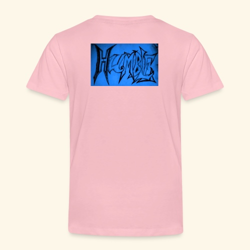 HUMBLE BLUE - Kids' Premium T-Shirt