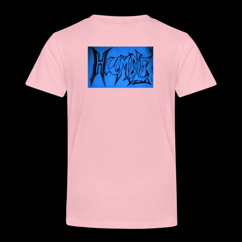 HUMBLE BLUE - Kids' Premium T-Shirt