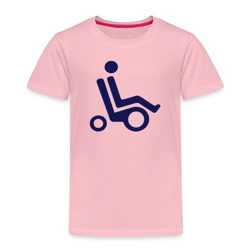 Elektrisk rullestol - Premium T-skjorte for barn