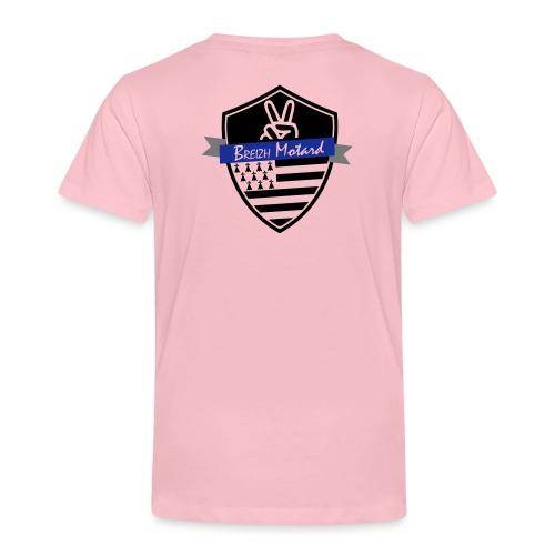 Breizh Motard Vestes et gilets - T-shirt Premium Enfant