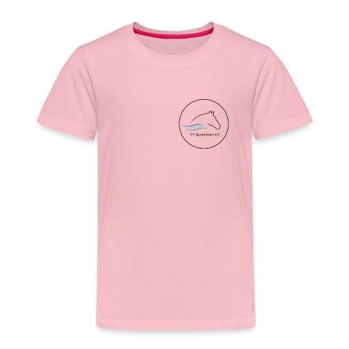 Logo print png - Kinder Premium T-Shirt