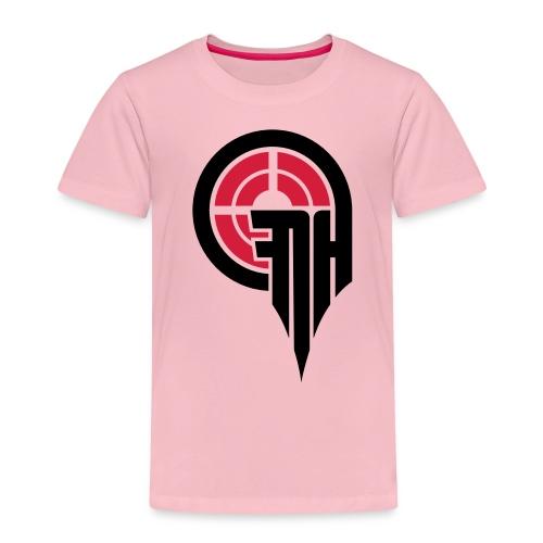 fdh logo03 - Kinder Premium T-Shirt