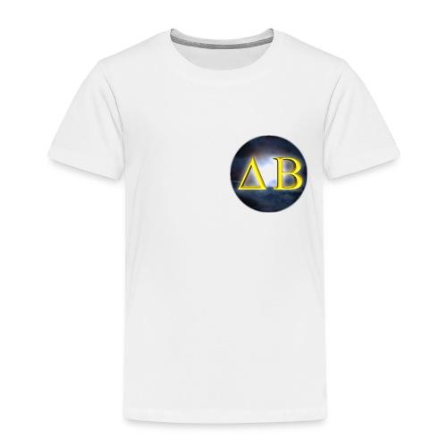 Darkbinder_rund - Kinder Premium T-Shirt