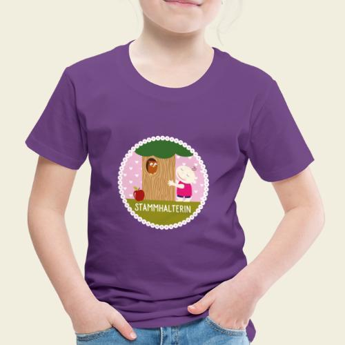 Stammhalterin - Kinder Premium T-Shirt