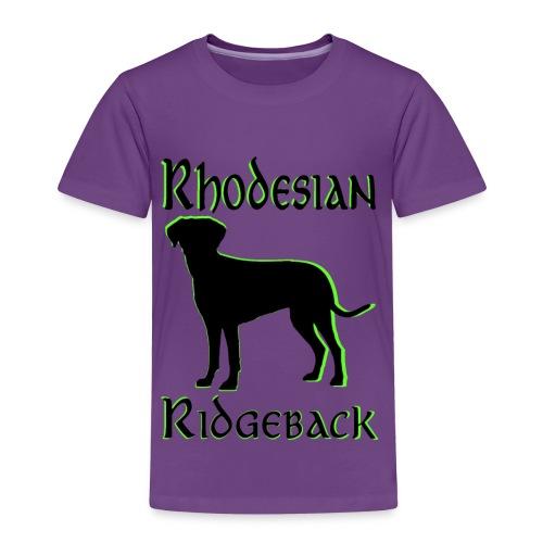 Hundekopf,Hundeliebhaber,Hundefreund,Ridgeback, - Kinder Premium T-Shirt