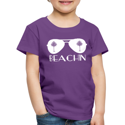 BEACH'IN - Beachlife - Kinder Premium T-Shirt