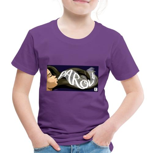Parole - Maglietta Premium per bambini