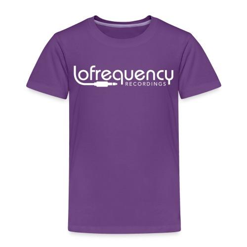 Lofrequency Recordings Classic White - Kids' Premium T-Shirt