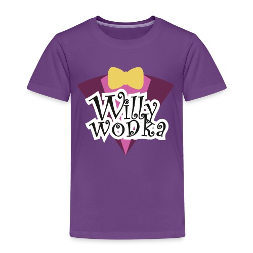 willy wodka - Kinder Premium T-Shirt