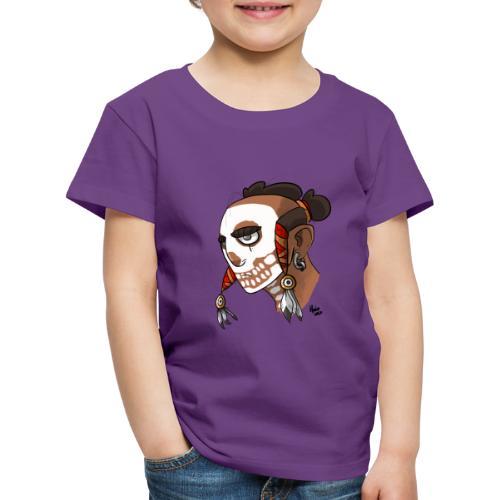 Indian - T-shirt Premium Enfant