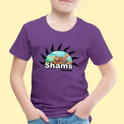 Shams Fanclub - Kinder Premium T-Shirt