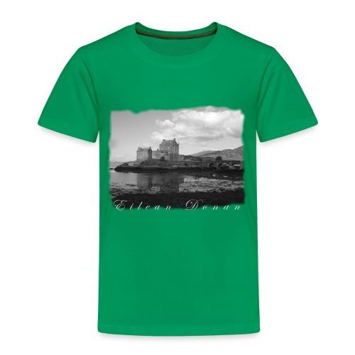 EILEAN DONAN CASTLE #1 - Kinder Premium T-Shirt