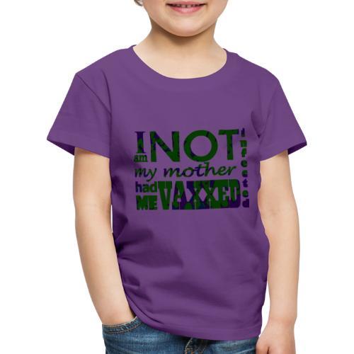 Vaxxed! - Kids' Premium T-Shirt