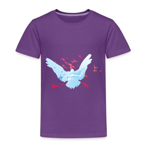 vögel - Kinder Premium T-Shirt