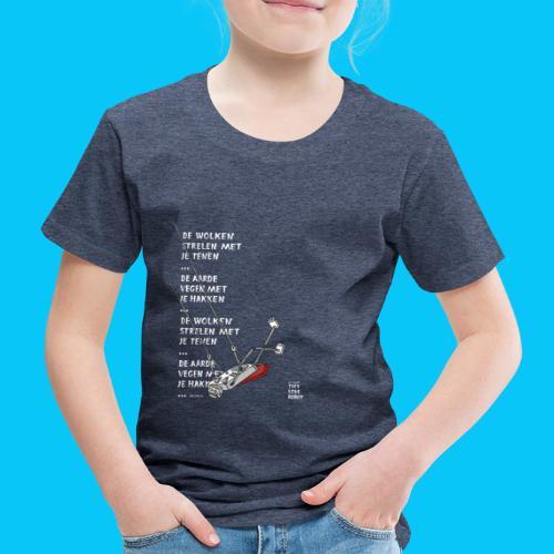 Dat Robot Schommel - Kinderen Premium T-shirt