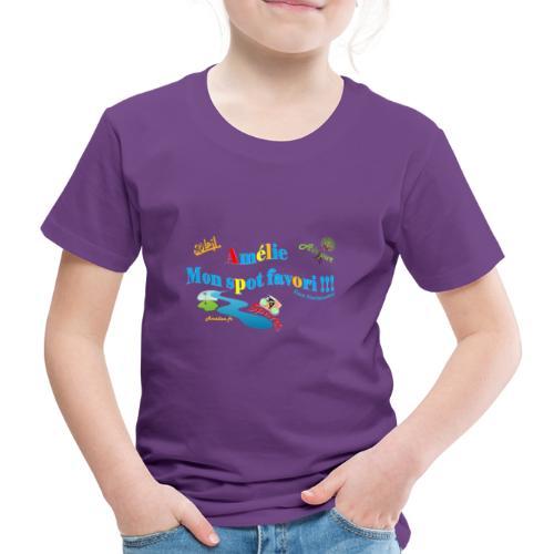 Ameliemonspotfavori - T-shirt Premium Enfant